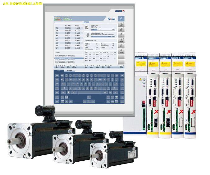 NUM CNC系统增设MTConnect接口,增强了机床与制造软件的互操作性