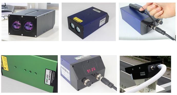深圳砝石推出卡口用激光测速传感器