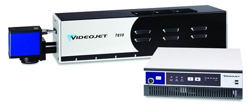 伟迪捷新款7810 UV紫外激光打码机 实现终身可追溯性和编码安全性