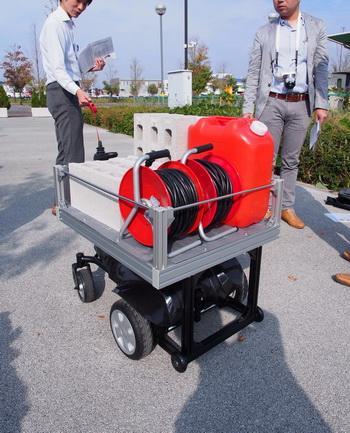 Doog推出载重120kg的搬运机器人,利用LIDAR实现自动追踪
