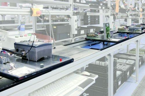 诺德变推出新的核心微控制器