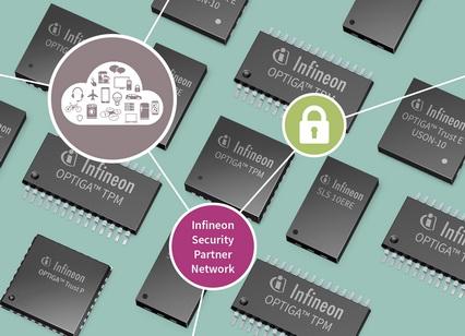 全新英飞凌安全合作伙伴网络助力实现物联网安全