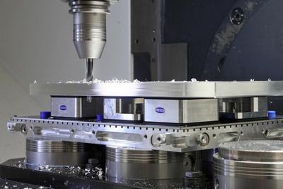 施迈茨真空装夹技术使机械加工更灵活