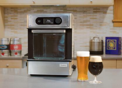 PicoBrew - 自制精酿啤酒将变得如此简单