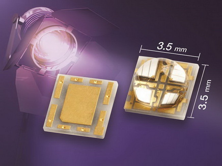 Vishay节能UV LED可替代医疗、工业和印刷应用中的水银灯