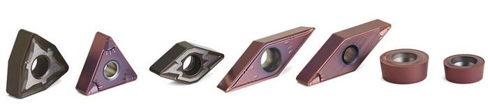 山高推出新的刀片槽型和刀柄以车削难加工的材料
