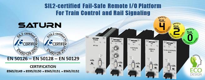 法国铁路系统专家Clearsy推出创新SATURN铁路安全系统