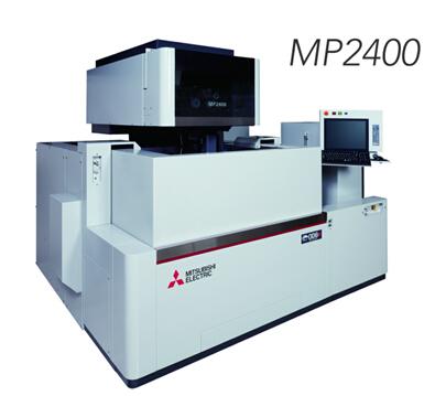 三菱电机MP1200/2400系列线切割放电加工机床全新上市