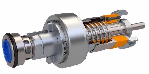 麦尔传动用于灌装设备的ROBA®新型封盖头--几乎无磨损、免维护