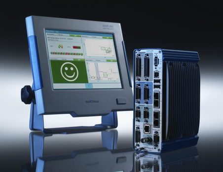 Kistler的maXYmos NC系统为机电数控压装系统设立了新标准