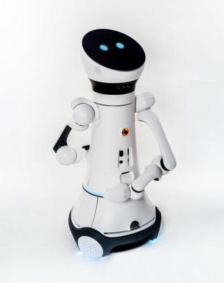 """雄克于专家日全球首发服务型机器人""""Care-O-bot® 4"""""""
