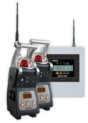 无线气体解决方案--OLDHAM发布MX 40控制器