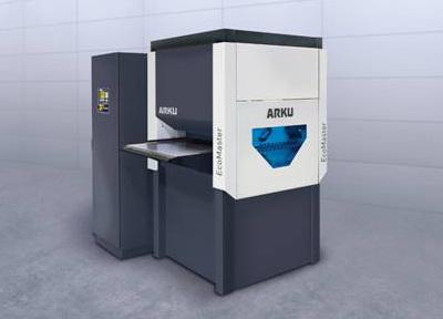 精密矫平助力精工产业 - 阿库展出精密矫平机EcoMaster®30