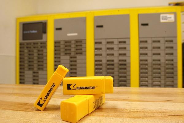 肯纳金属公司®推出的最新 ToolBOSS™ 管理系统