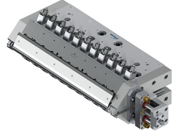 用于改变片材厚度的全新机制可提高生产效率、扩大厚度变化范围并改善质量