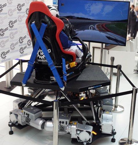 诺德高动态驱动器助力新兴市场