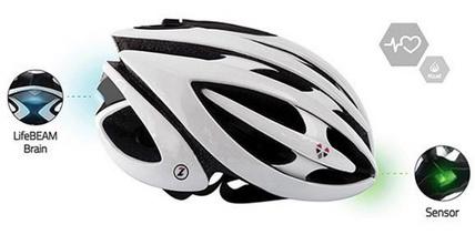 全球首个智能自行车头盔使用Nordic无线技术支持ANT+和蓝牙智能