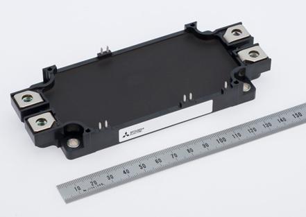 三菱电机开发出配备第7代IGBT的工业设备用功率模块