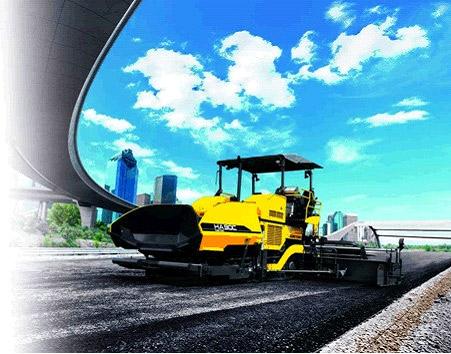 无级无限 住友建机沥青摊铺机HA90C-2全新上市