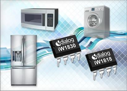 Dialog推出新系列电源管理产品,进军白色家电市场