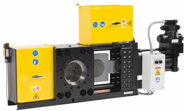 Nordson Corporation为其滑板式换网器开发了全新的密封技术