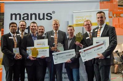 2015manus竞赛展现最具创造性的塑料滑动轴承应用