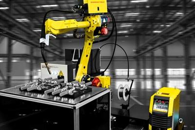FANUC新品Smart Arc弧焊包亮相埃森展
