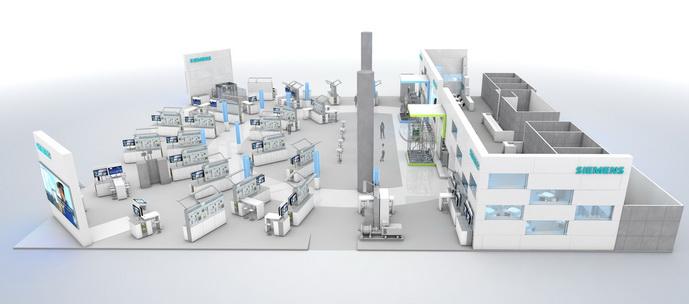 Achema 2015:西门子助力过程工业发掘数字化潜力