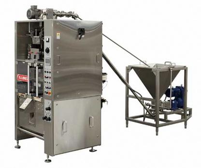 Coesia旗下R.A Jones在华推出CM1000型香肠结扎机