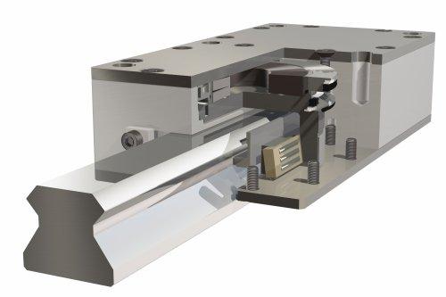 麦尔ROBA®-guidestop无间隙安全制动器新增型号以最大化提高安全性和精度