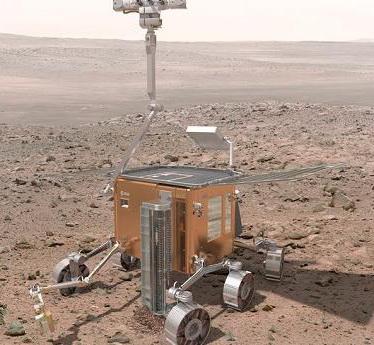 帅福得锂离子电池为在火星搜寻生命迹象的ExoMars探测器提供动力