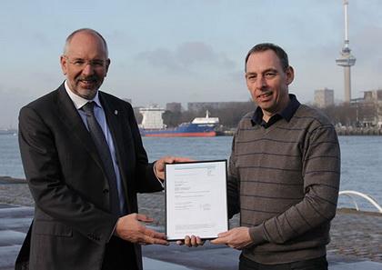 艾默生工业自动化Unidrive M得到海事型批准认证