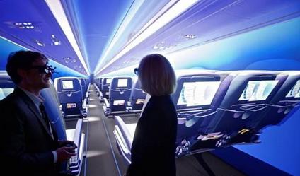 """达索系统发布""""乘客体验""""航空航天行业解决方案"""