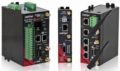 红狮控制发布第一款支持全球4G LTE网络的Sixnet系列RAM工业蜂窝RTU