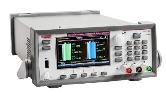 吉时利推出模拟二次电池的小型装置2281S型