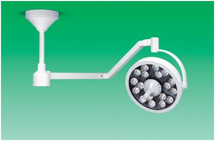 外科照明系统又添精巧新型创新LED