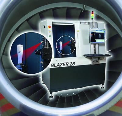 伊斯卡发布BLAZER激光测量机