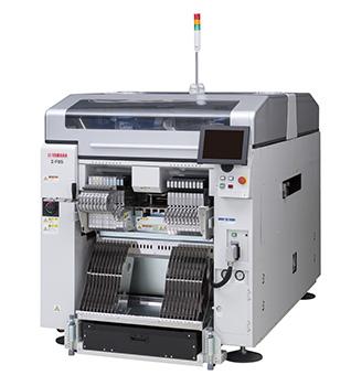 雅马哈发动机发布0201元件贴片机Σ-F8S和Z:LEX YSM20W