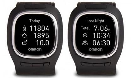 欧姆龙于CES 2016发布可携带血压计