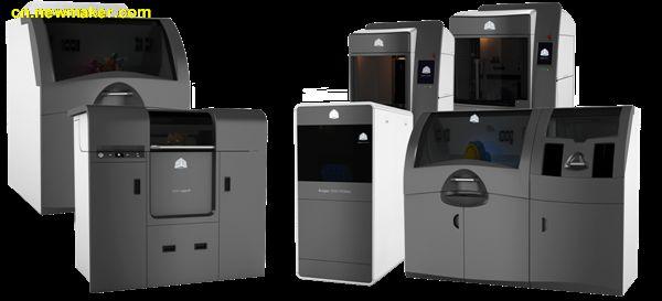 3D Systems将在CES上展示3D打印带来的变革力量-3D打印机