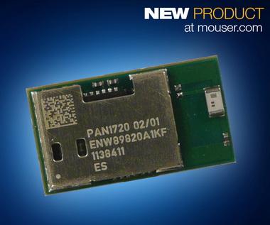 Mouser引入Panasonic PAN1760模块 为您揭秘蓝牙技术