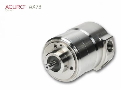 ACURO® AX73让亨士乐ATEX绝对值旋转编码器系列更完备