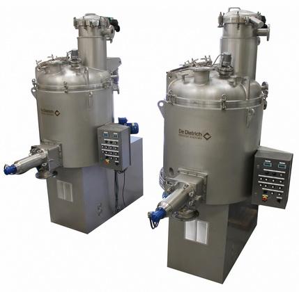 德地氏工艺系统:立式烘干机已成为有利的替代技术