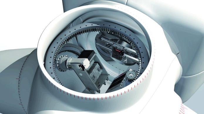 穆格发布新一代变桨控制系统,可将风机可靠性最多提高近三倍