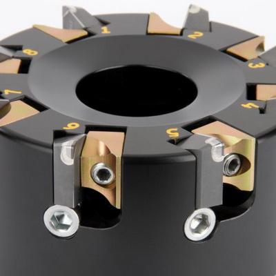 高性能PCD刀具 -  肯纳金属最新推出的 KBDM 面铣刀可以满足汽车行业铝材料加工的应用需求