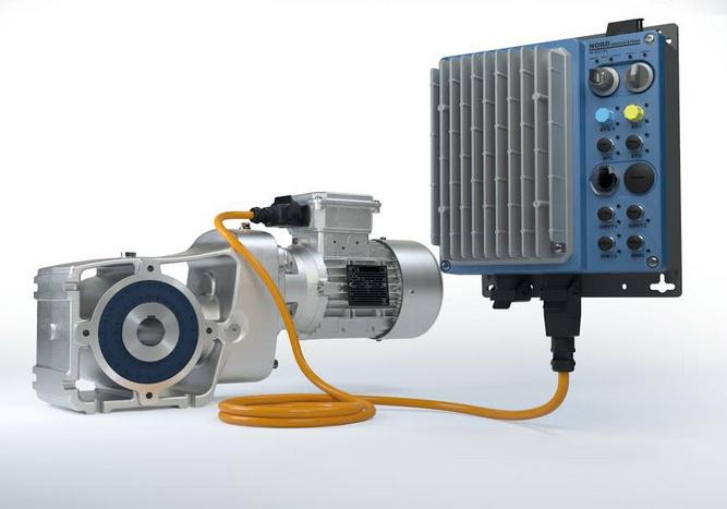 诺德推出新款多功能即插即用型分布式驱动器NORDAC LINK系列