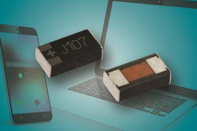 Vishay发布新系列vPolyTan™表面贴装聚合物钽式电容器T58