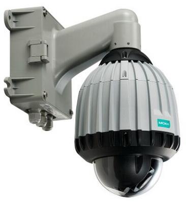 VPort 66-2MP - 全新户外专用坚固PTZ网络摄影机