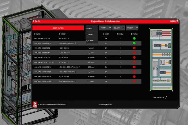 Eplan推出新的智能布线应用软件简化控制柜布线