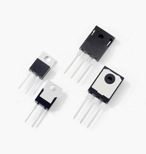 Littelfuse超低正向电压降肖特基势垒整流器优于传统开关二极管